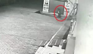 kaithal mother baby girl after birth throw ,video viral