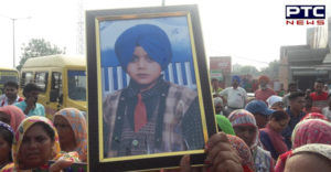 Rajpura Near Village two Brother Kidnapping , Villagers Patiala-Rajpura Road Protest