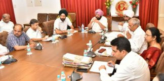 Capt Amarinder sets 10-day deadline for depts to identify critical posts to be filled up