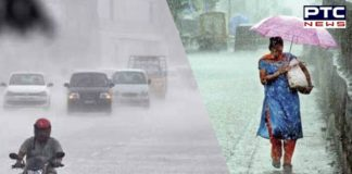 Finally! Chandigarh and native areas of Punjab gets rainfall and a cool weather