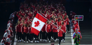 Canada and Pan Am Games