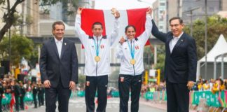 "Pan Am Games Lima 2019: Peru makes a ""double"" Gold start"