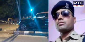Delhi: CRPF man killed by a Speeding Mercedes, Teenager held
