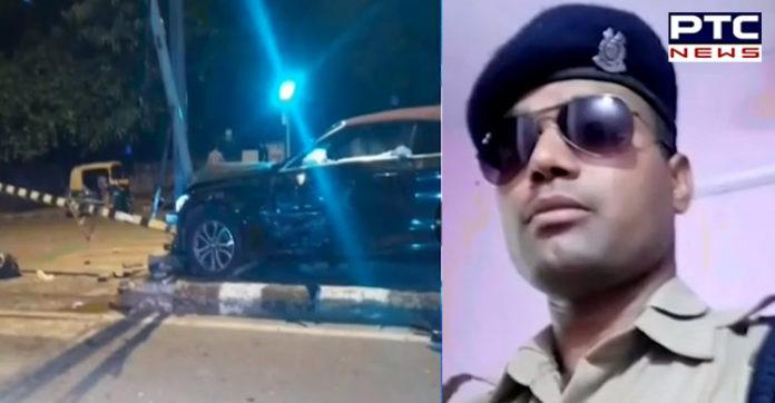 Delhi: CRPF man killed by a Speeding Mercedes, Teenager held