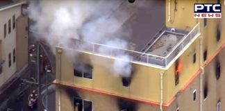 Kyoto Animation studio fire: Death toll rises to 24 after an arson attack on an anime studio in Japan
