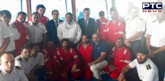 Iran releases 9 Indians held from detained ship MT Riah