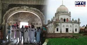 Pakistan Gurdwara Khara Sahib Opening for sangat SGPC Welcome