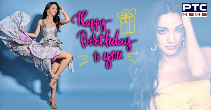 Happy Birthday Kiara Advani: Here are Photos of Kabir Singh Actress