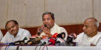 Karnataka: 11 Congress-JDS MLAs resigned; demand Siddaramaiah to be made CM