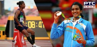 Social Media flares up over 'discrimination' against Hima Das over PV Sindhu Luxury