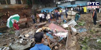 Pune Wall Collapse: At least Six laborers killed in a wall collapse due to heavy rainfall