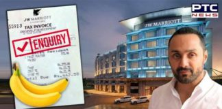 Rs 25,000 fine imposed on 5-star hotel for charging actor Rahul Bose Rs 442 for 2 bananas