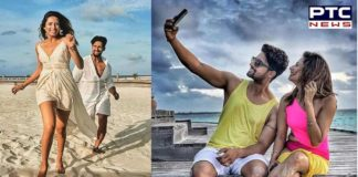 Ravi Dubey and Sargun Mehta Maldives Vacation, Pictures will give you the perfect couple goals