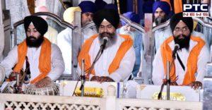 SGPC Sikh community Sri Akal Takhat Sahib Celebrated Sthapana Diwas