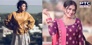 Punjabi Doll Simi Chahal ruling the Internet with her smile and beauty, see photos