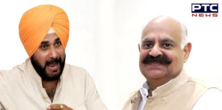 After CM Capt. Amarinder Singh, Punjab Governor V.P. Singh Badnore accepts Navjot Singh Sidhu Resignation