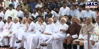 Sushma Swaraj Death: Mortal remains cremated at Lodhi Crematorium
