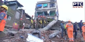 Maharashtra, Bhiwandi Building Collapse: 2 Dead, five injured as 4-Storey building collapsed