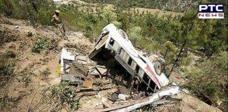 Uttarakhand: 7 feared dead as school bus, carrying 18 children fell into gorge in Kangsali