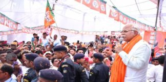 CM Manohar Lal 2