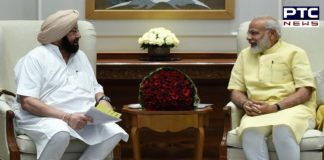 Punjab CM Captain Amarinder Singh writes to PM Narendra Modi for Rs 1000 cr special flood relief package