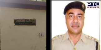 Faridabad DCP Vikram Kapoor commits suicide, shoots himself with the service revolver