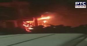 Delhi Fire: 6 Dead, 11 injured in a fire at building in Zakir Nagar
