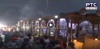 WATCH: That's How West Bengal welcomed the International Nagar Kirtan