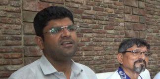 JJP Leader Dushyant Chautala 1