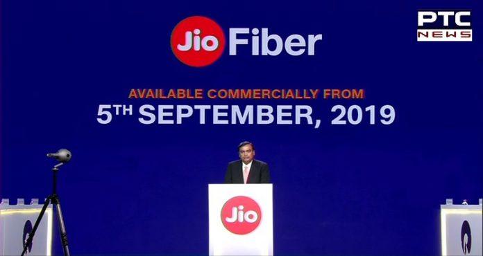 Reliance AGM 2019: Mukesh Ambani announces Jio Fibre data plan, All you need to know