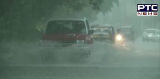 Punjab: Heavy Rainfall lashes out Ludhiana, see photos