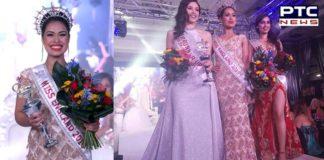 Indian-Origin Bhasha Mukherjee Miss England 2019