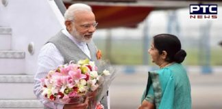 Sushma Swaraj Death: That's How PM Narendra Modi shared condolence on demise of Former External Affairs Minister