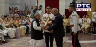 Bharat Ratna Award 2019: Former President Pranab Mukherjee honoured with India's highest civilian award
