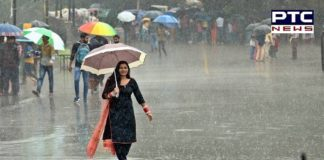 Chandigarh: Moderate to Heavy rainfall lashed out Tricity from the past 24 hours