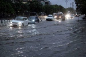 Punjab Heavy rains Due Five deaths, 189 villages Get empty