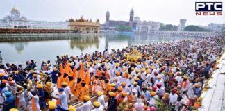 Magnificent Nagar Kirtan marks first Parkash Purab of Sri Guru Granth Sahib
