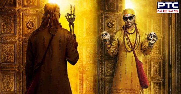 Bhool Bhulaiyaa 2 First Look: Kartik Aaryan is all set to take on as ghost buster
