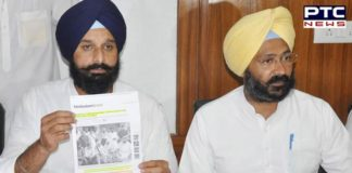 SAD-BJP legislative parties submits privilege motion against CM for misleading Punjab Assembly