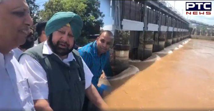 Punjab Floods: CM Captain Amarinder Singh announces compensation of Rs 100cr for flood hit areas