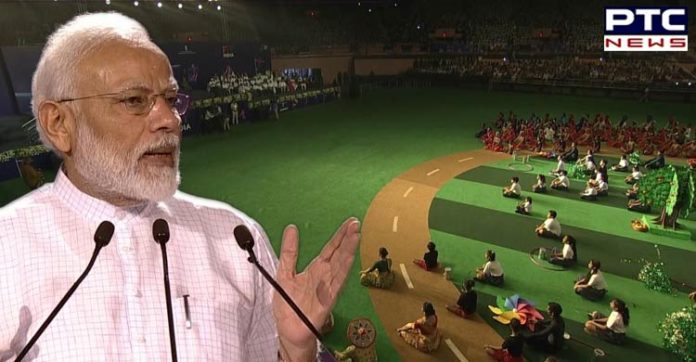 Watch: PM Narendra Modi launches Fit India Movement on National Sports Day 2019