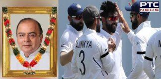 India vs West Indies 1st Test Day 3: To condole Arun Jaitley death, Virat Kohli-led team to wear black band