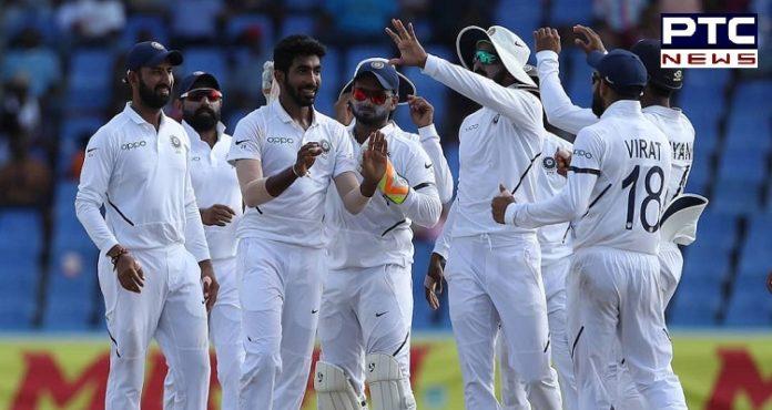India vs West Indies 1st Test 2019: Virat Kohli and team crush the hosts by 318 runs