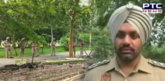Punjab: 21 police job aspirants injured in a boundary wall collapse at Armed Police Ground