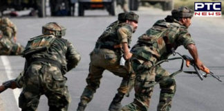Jammu and Kashmir: Two terrorists apprehended in Baramulla in a joint operation, warlike stores recovered