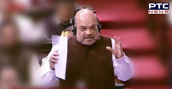 Amit Shah Speech in Rajya Sabha over scrapping Article 370 in Jammu and Kashmir