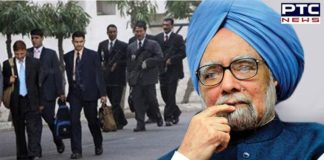 No more SPG cover for former PM Manmohan Singh
