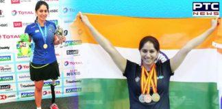 After PV Sindhu, Para-badminton Shuttler Manasi Joshi scripts history, wins Gold medal at BWF World Championships 2019