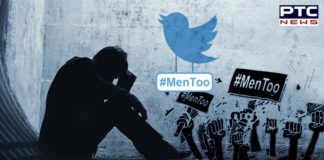 MenToo on Twitter Trends for the Men's Rights in India