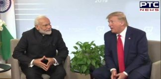 G7 Summit: US President Donald Trump raises Kashmir issue during bilateral meet with PM Narendra Modi
